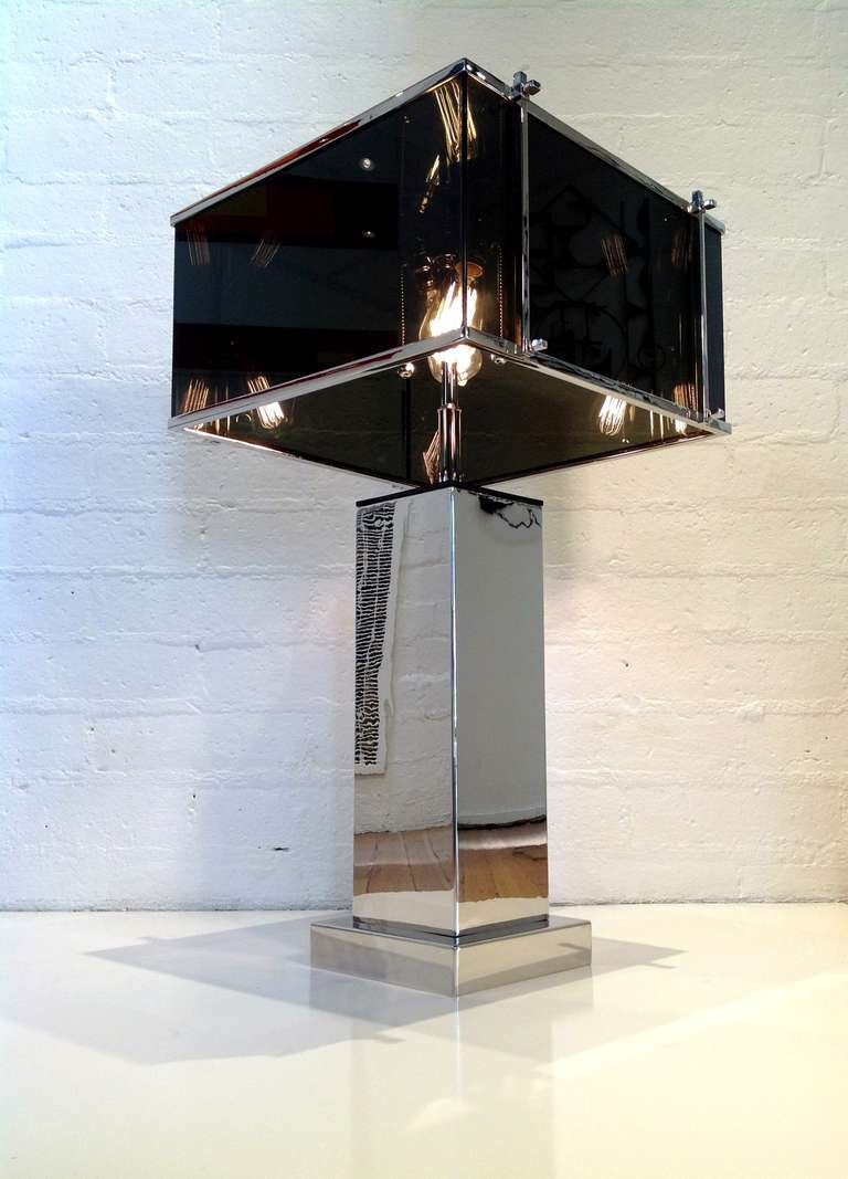 Quot Edison Quot Lamp Designed By Charles Hollis Jones For Sale At
