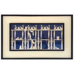 """La Casa Degli Efebi"" Ceramic Tiles by Gio Ponti"