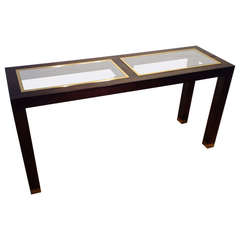 Mastercraft Console Table