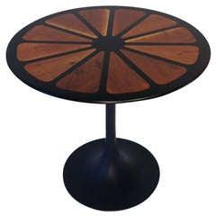 Stunning  Burke Tulip Side Table