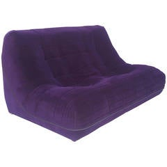 Loveseat Designed by Roche Bobois