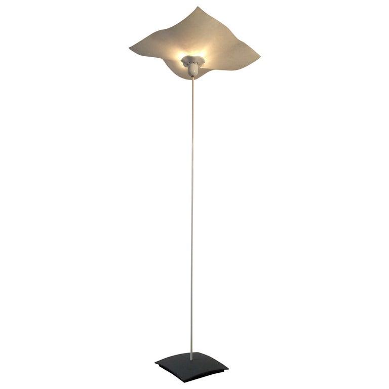 """Rare """"Area"""" Floor Lamp Designed by Mario Bellini for Artemide"""