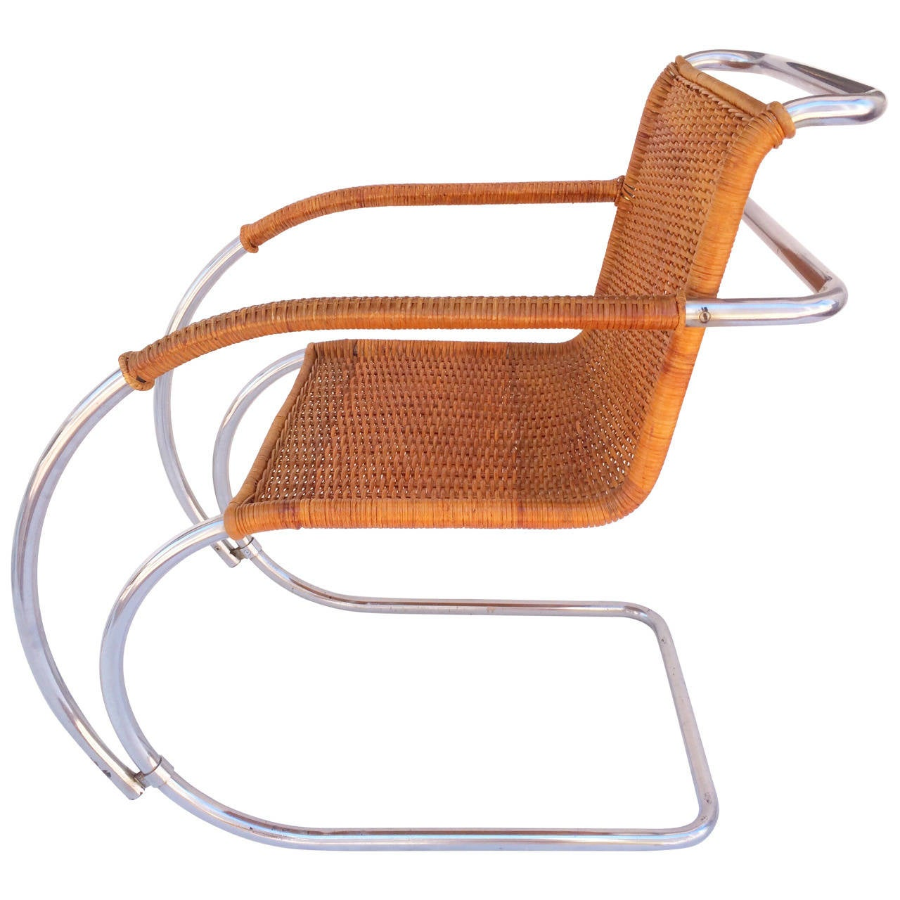 MR20 Lounge Chair By Ludwig Mies Van Der Rohe 1