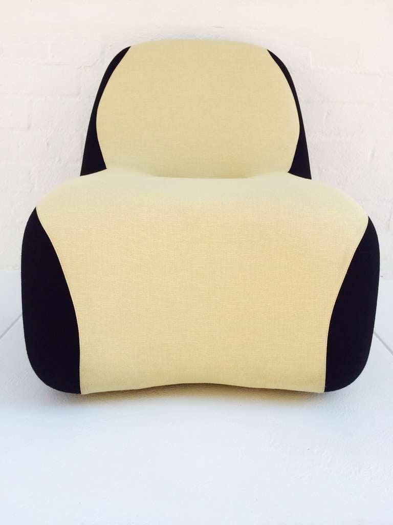 Karim Rashid Furniture Pair Of Blob Chairs Designed By Karim Rashid At 1stdibs