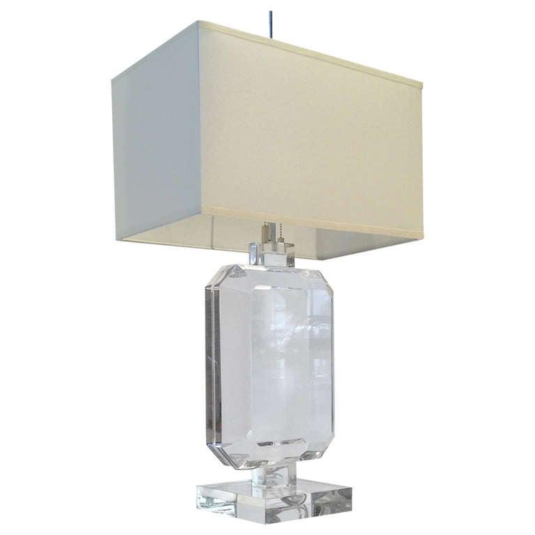 High Quality Les Prismatiques Acrylic Table Lamp 1