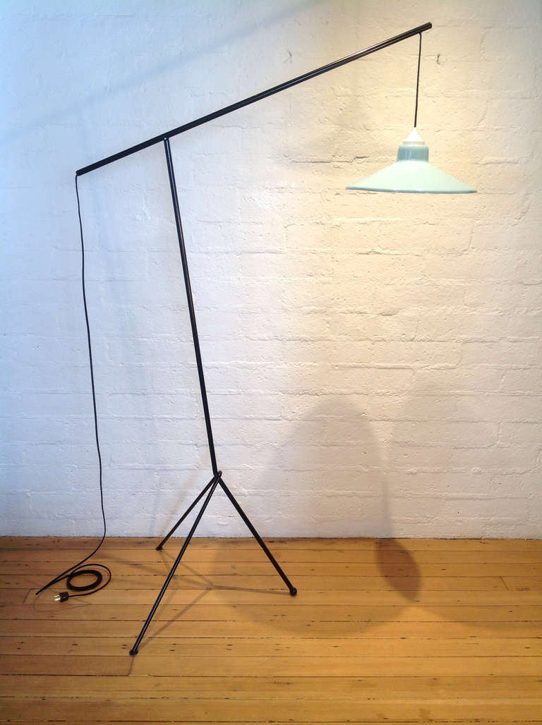 1950s French Floor Lamp At 1stdibs