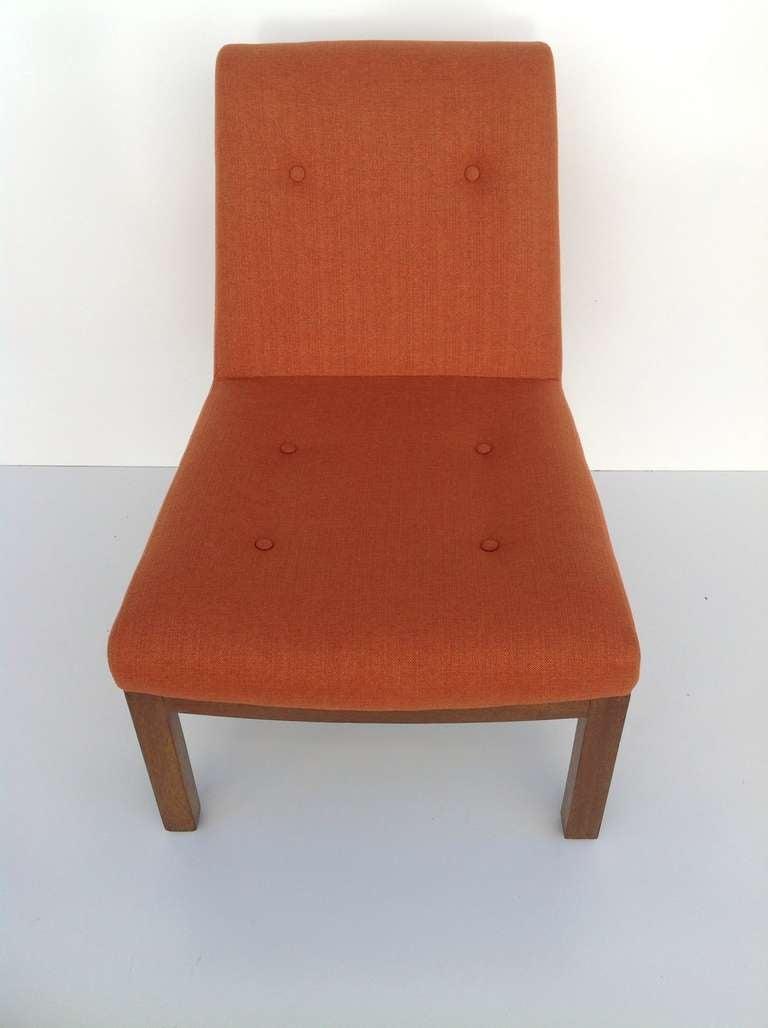 Slipper Chair by Edward Wormley for Dunbar 5