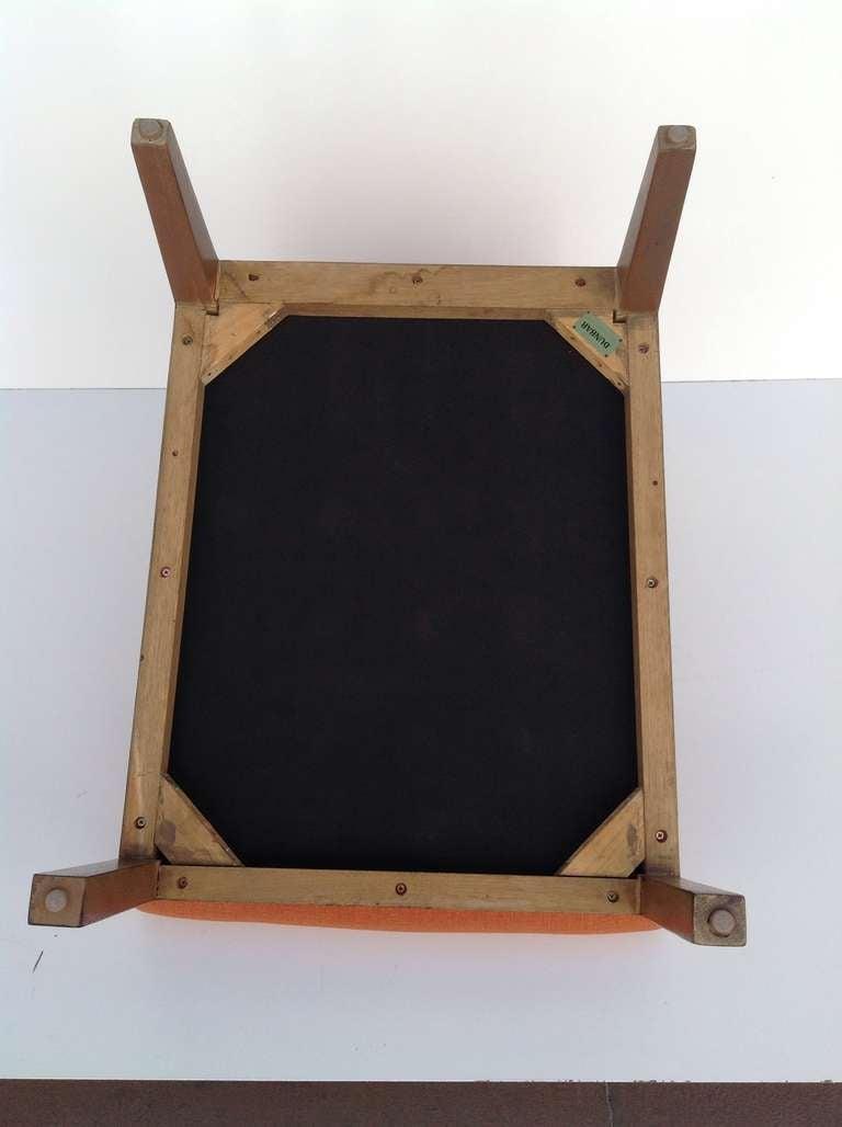 Slipper Chair by Edward Wormley for Dunbar For Sale 1