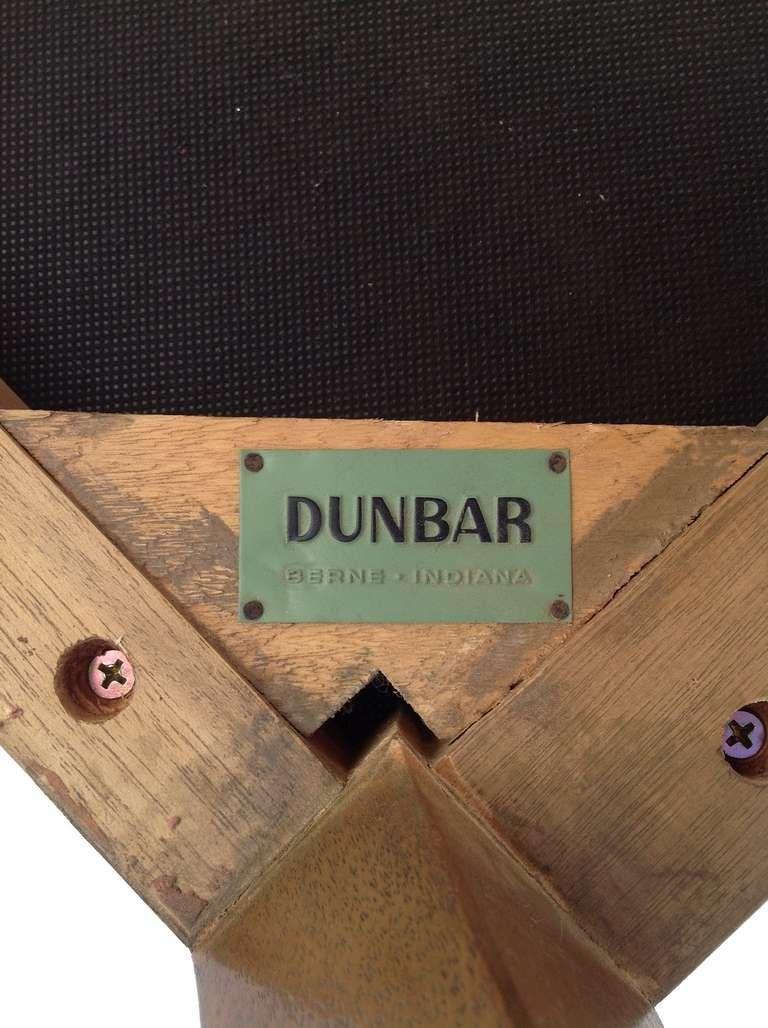 Slipper Chair by Edward Wormley for Dunbar For Sale 2