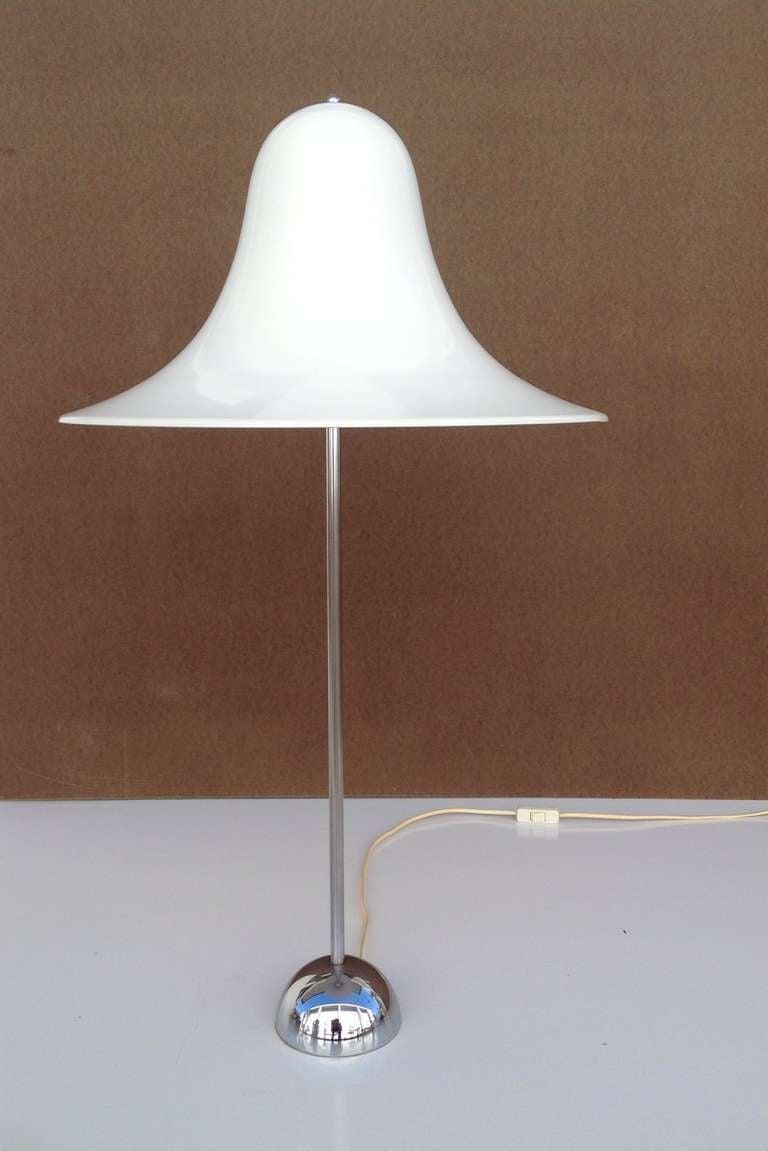 """Original """"Pantop"""" Table Lamp Designed By Verner Panton At"""