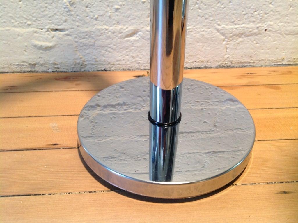 Italian Pair of Periscopio Floor Lamps by Danilo & Corrado Aroldi For Sale