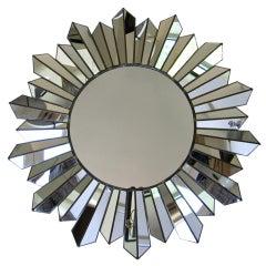 Large Soleil Sunburst Wall Mirror