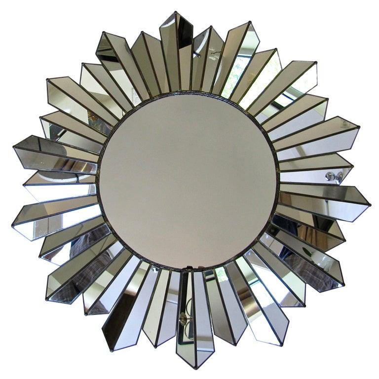 Sunburst mirror interiors design for Sunburst mirror