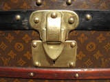 Louis Vuitton Gentlemans Steamer Trunk c1912 image 10