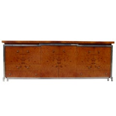 Rare and beautiful 1970's sideboard