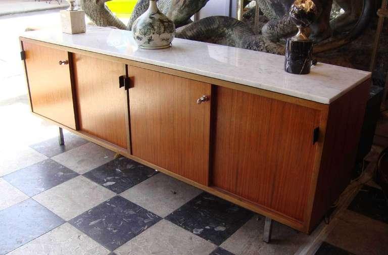 1960s enfilade by florence knoll at 1stdibs. Black Bedroom Furniture Sets. Home Design Ideas
