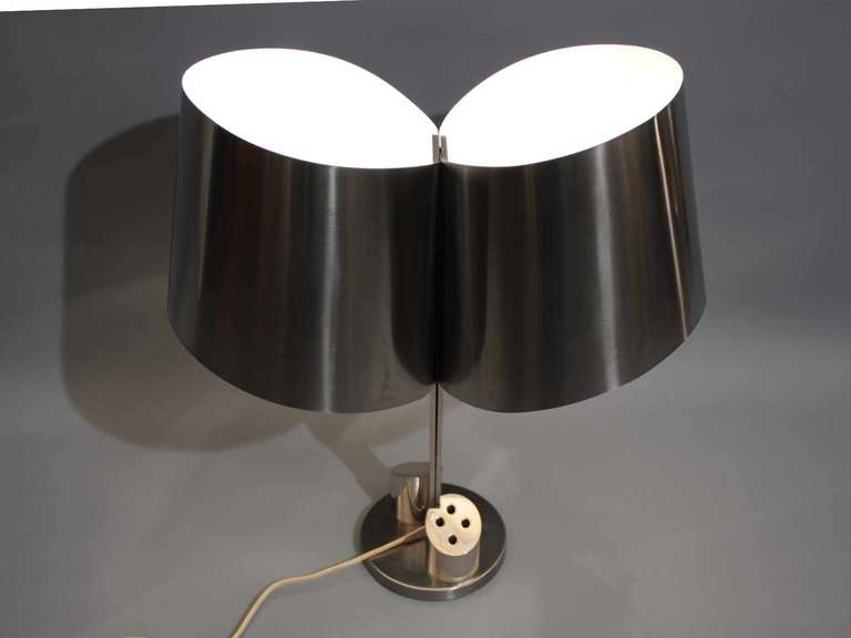 1970's desk lamp by Henri Mathieu For Sale 1