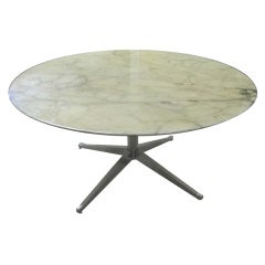 Round Table By Florence Knoll
