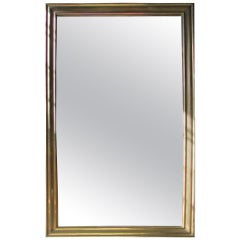 "Late 19th Century ""Bistro"" Mirror, Two Available"