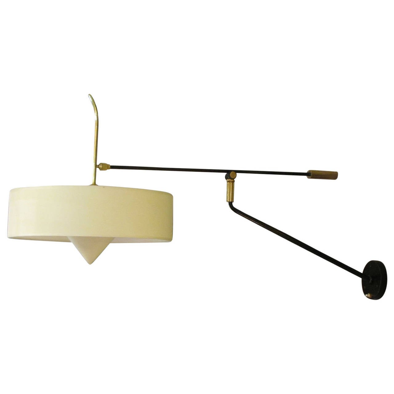 Wall lamp by Lunel Edition, France circa 1950