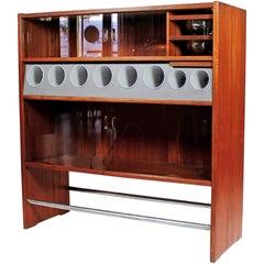Original 1960s Dry Bar by Erik Buch