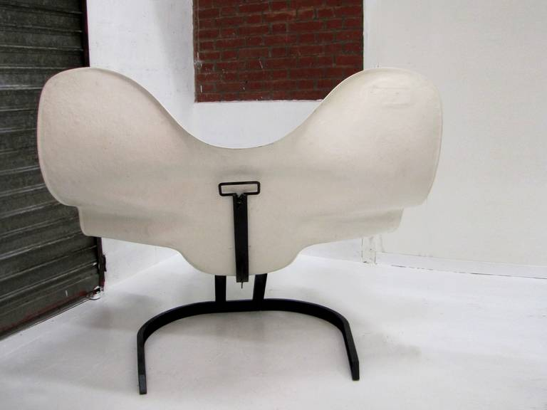 Elephant chair designed by bernard rancillac france 1985 for Bernard chaise lounge