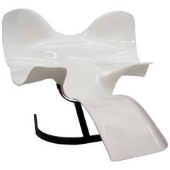 Elephant Chair Designed by Bernard Rancillac, France, 1985