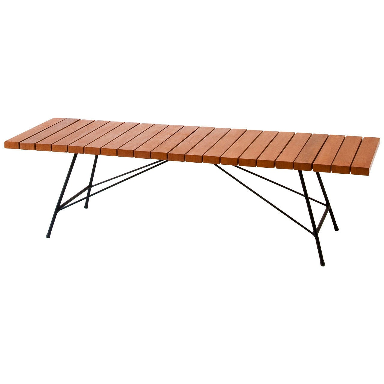 low table bench 201 by alain richard meubles tv