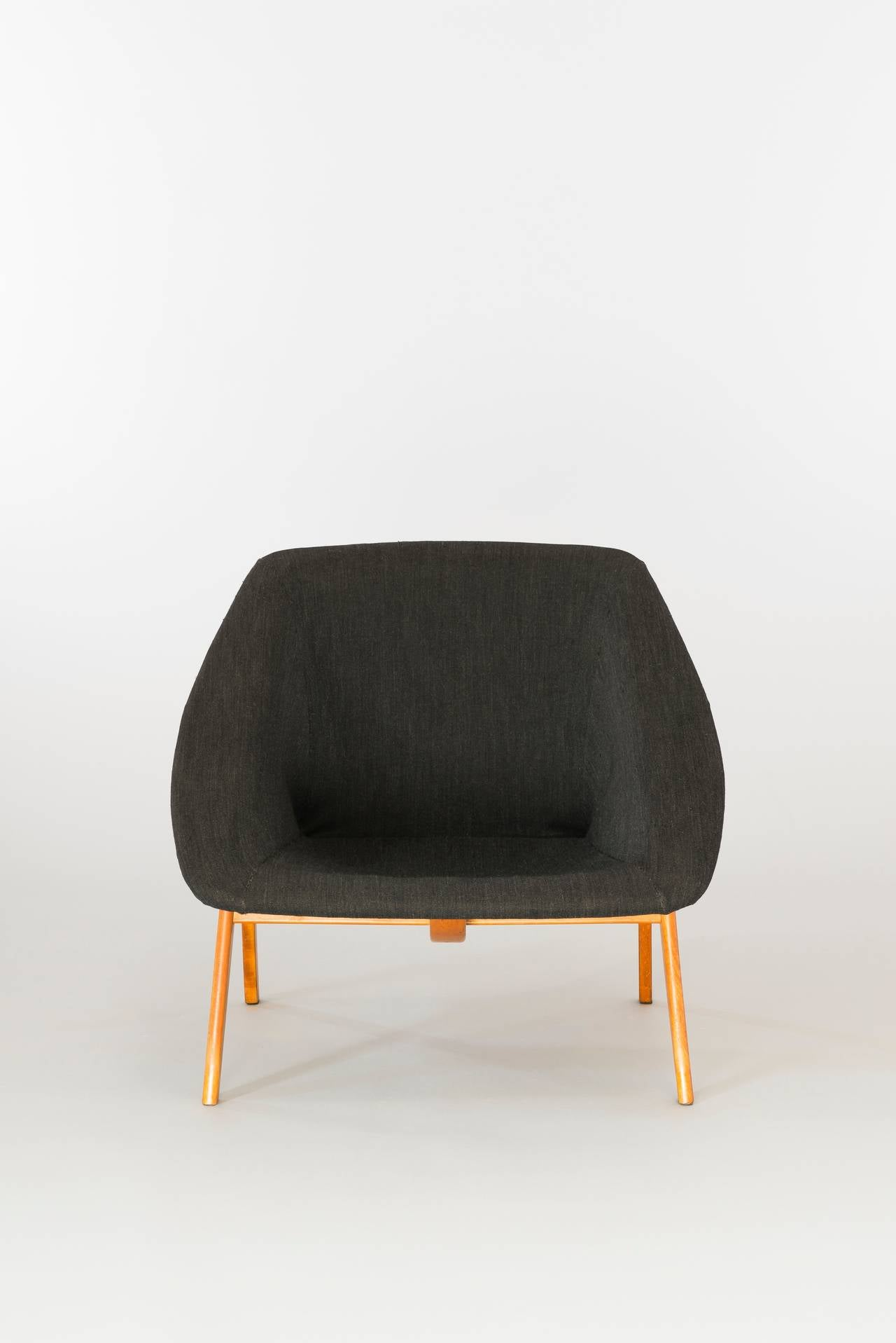 armchair a3 by arp steiner edition 1953 for sale at 1stdibs. Black Bedroom Furniture Sets. Home Design Ideas