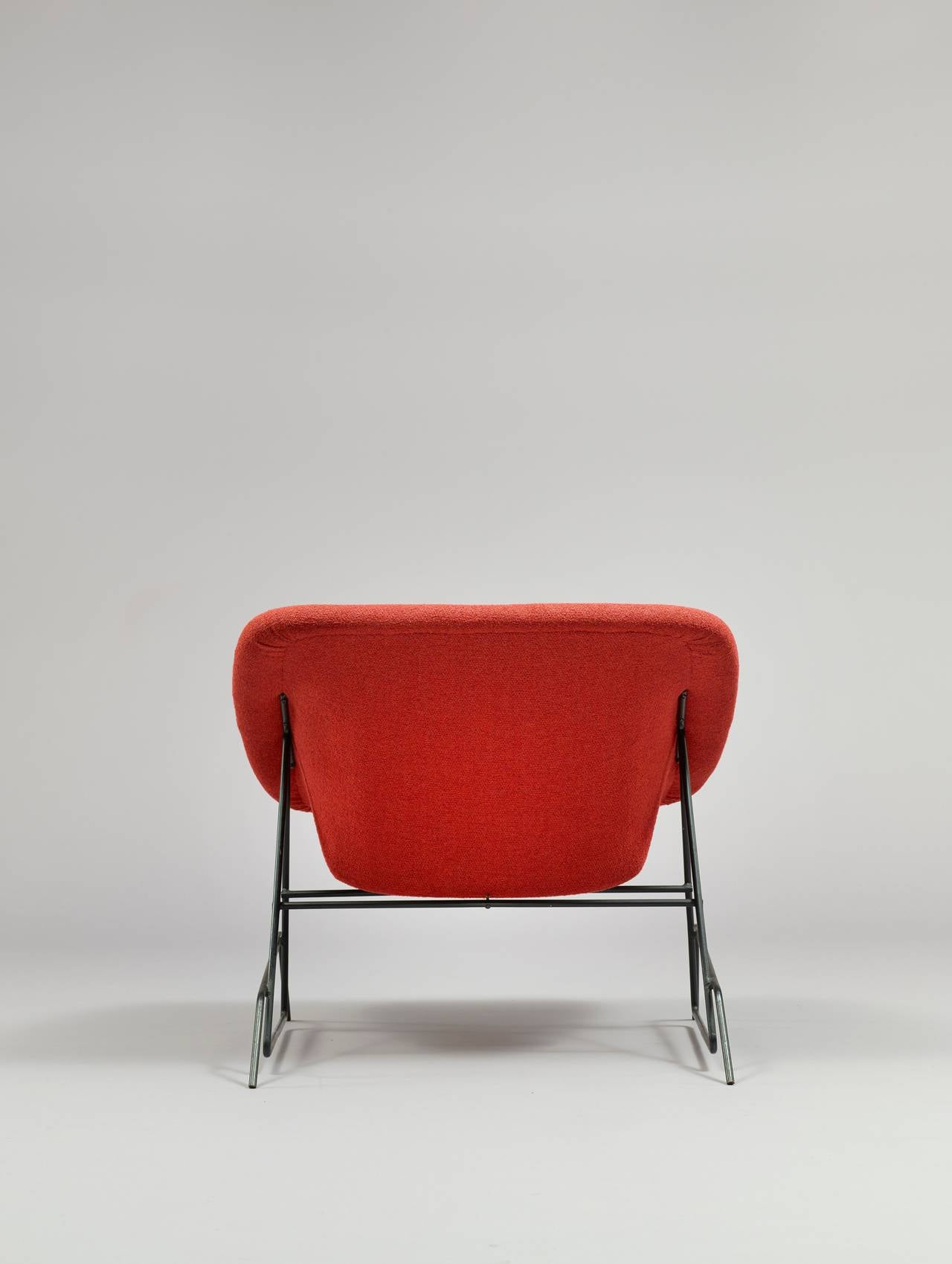 armchair a7 by arp steiner edition 1954 for sale at 1stdibs. Black Bedroom Furniture Sets. Home Design Ideas