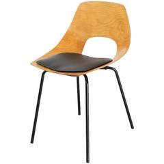 Tonneau chair by Pierre Guariche - Steiner edition - 1951