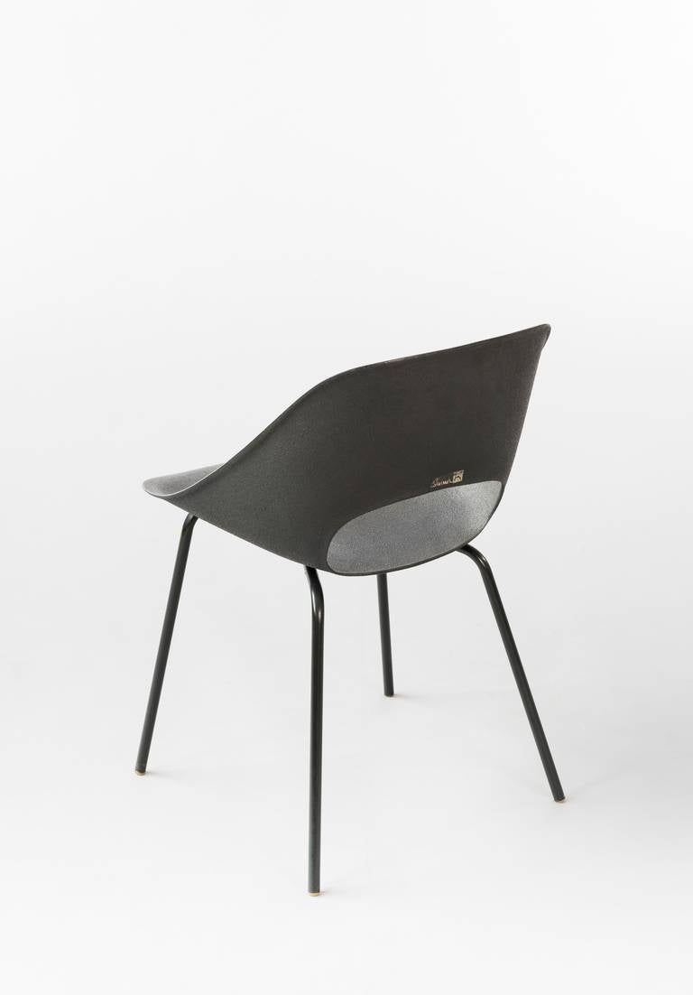 tulipe chair by pierre guariche steiner edition 1953. Black Bedroom Furniture Sets. Home Design Ideas
