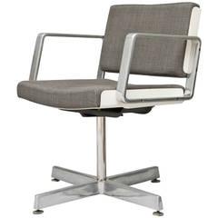 Desk chair AR 1603 by Alain Richard - TFM/ARC edition - 1974