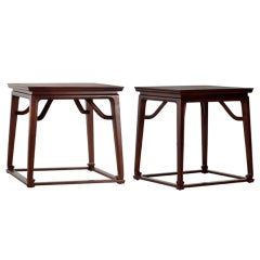 Michael Taylor End Tables