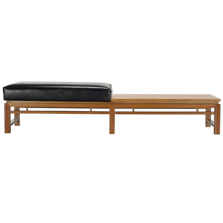 Edward Wormley Table Bench at 1stdibs