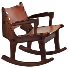 Ecuadorian Rocking Chair