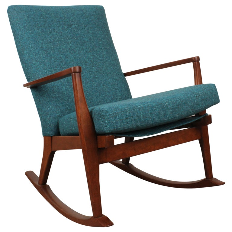 This Solid Wood Mid Century Rocker is no longer available.