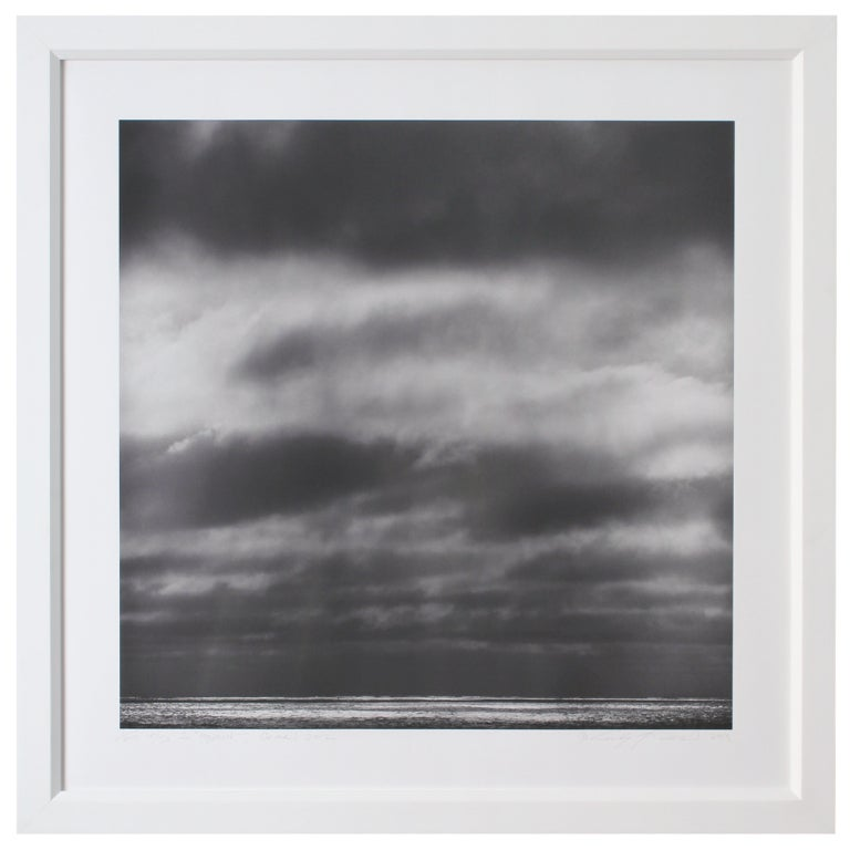 Large Black and White Print by Jock McDonald.