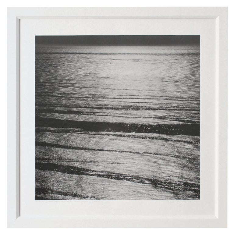 Large Black & White Print by Jock McDonald.