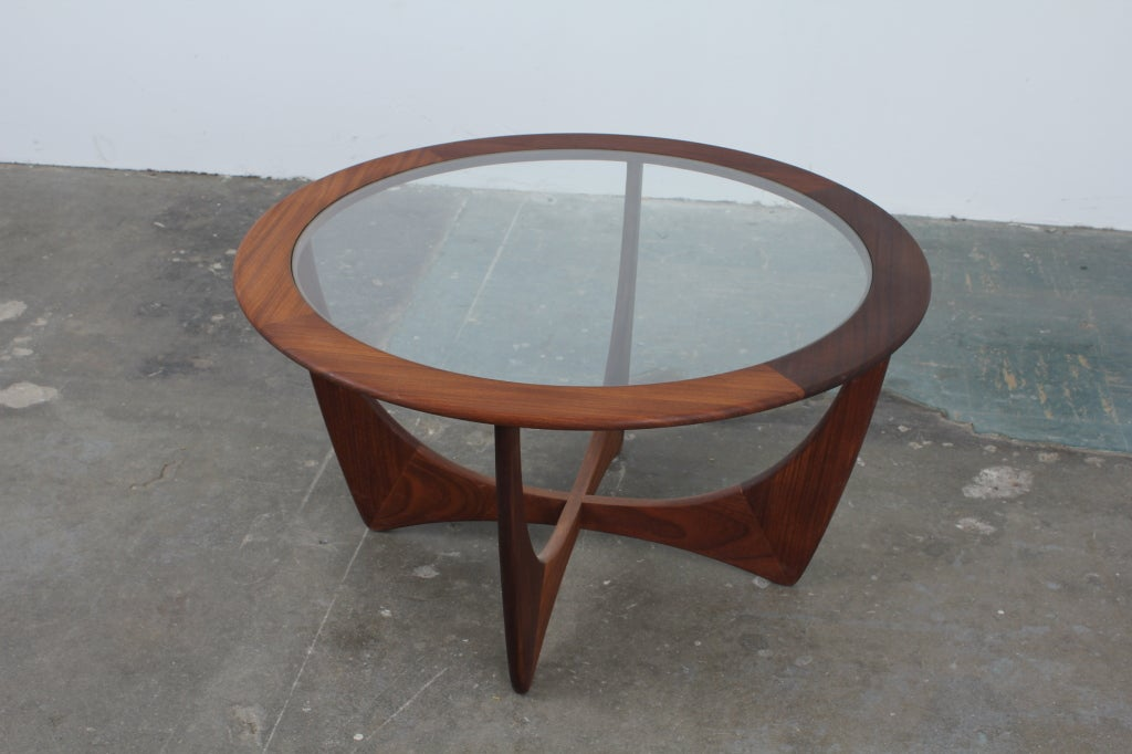 Mid Century Danish Modern Coffee table by Ib Kofod Larsen for G-Plan 2