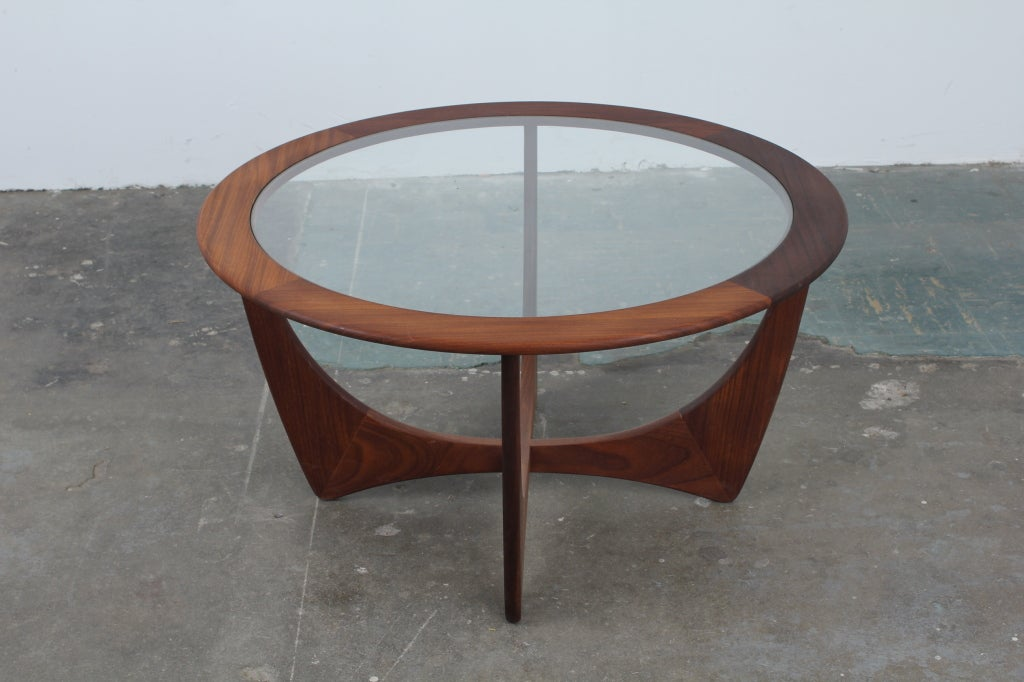 Mid Century Danish Modern Coffee table by Ib Kofod Larsen for G-Plan 3