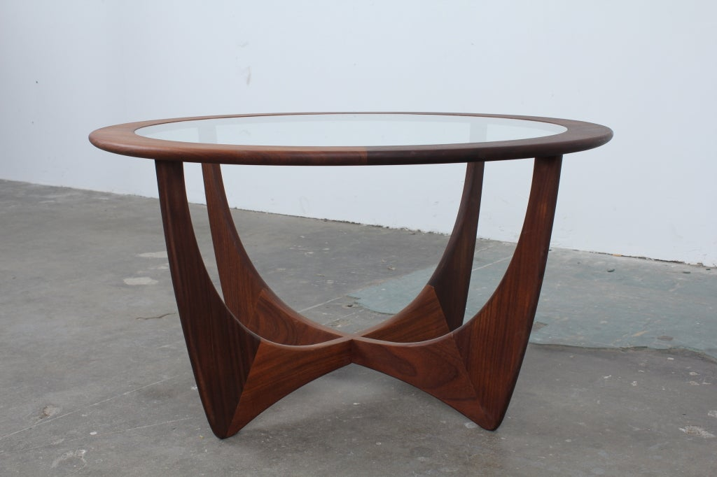 Mid Century Danish Modern Coffee table by Ib Kofod Larsen for G-Plan 4