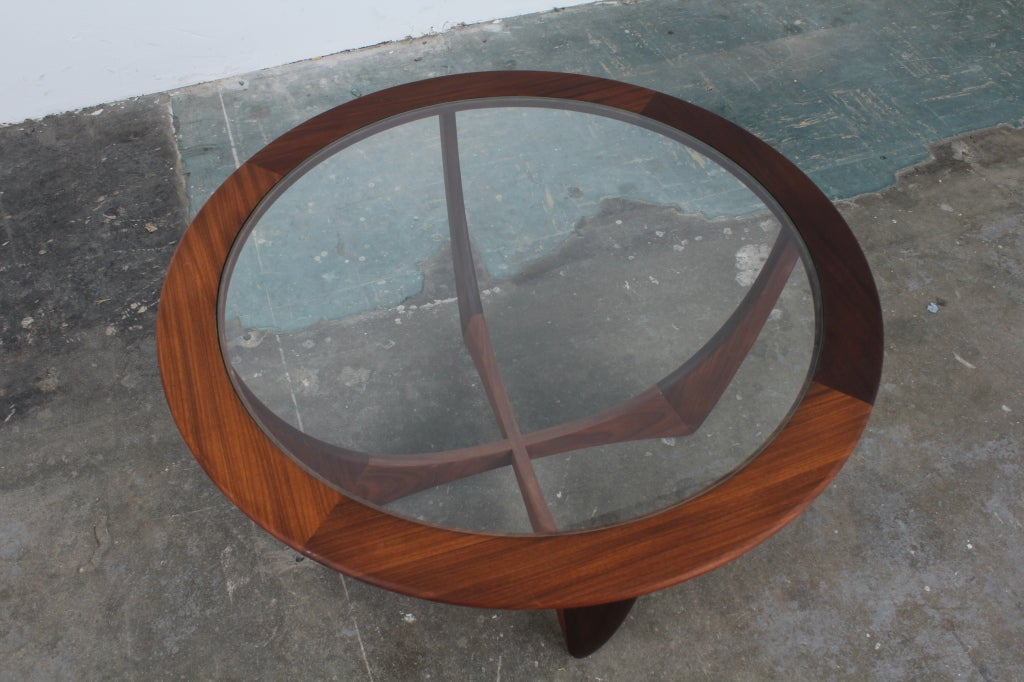 Mid Century Danish Modern Coffee table by Ib Kofod Larsen for G-Plan 5