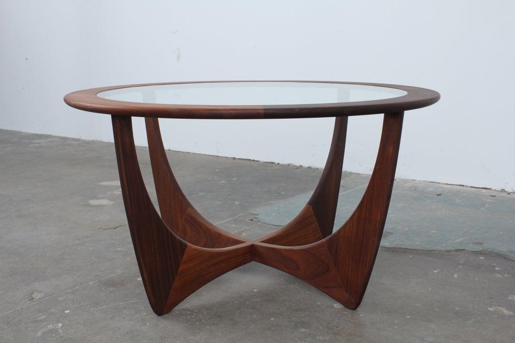 Mid Century Danish Modern Coffee table by Ib Kofod Larsen for G-Plan 7