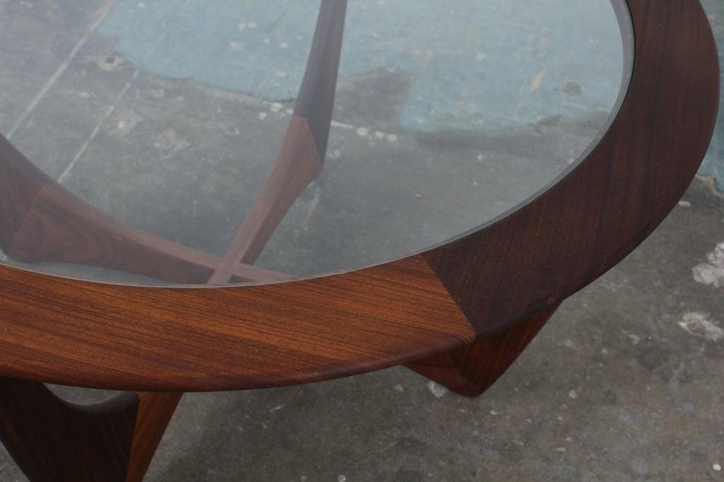 Mid Century Danish Modern Coffee table by Ib Kofod Larsen for G-Plan 9