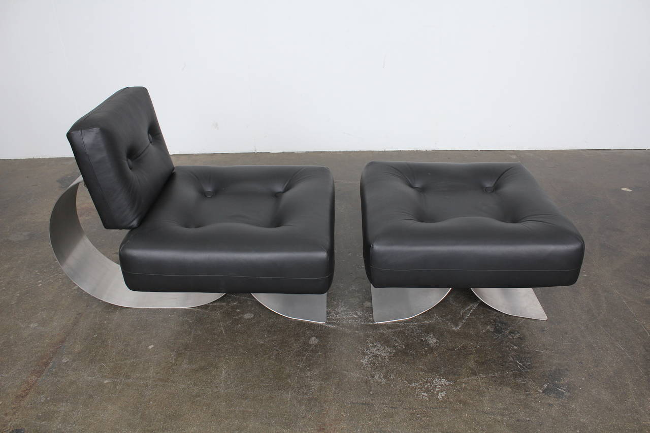 Re Issue Prototype Of The Oscar Niemeyer Quot Alta Chair Quot At