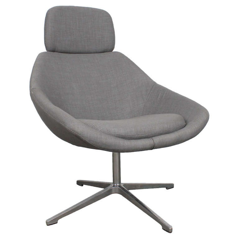 this mid century modern swivel lounge chair is no longer available