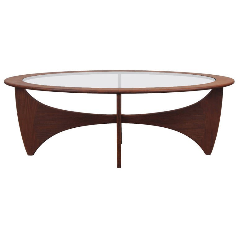 Mid Century Modern Astro G Plan Teak Coffee Table