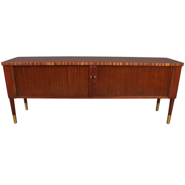 english mid century modern mahogany sideboard at 1stdibs