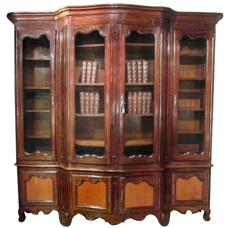 Louis Xv Bookcases At 1stdibs